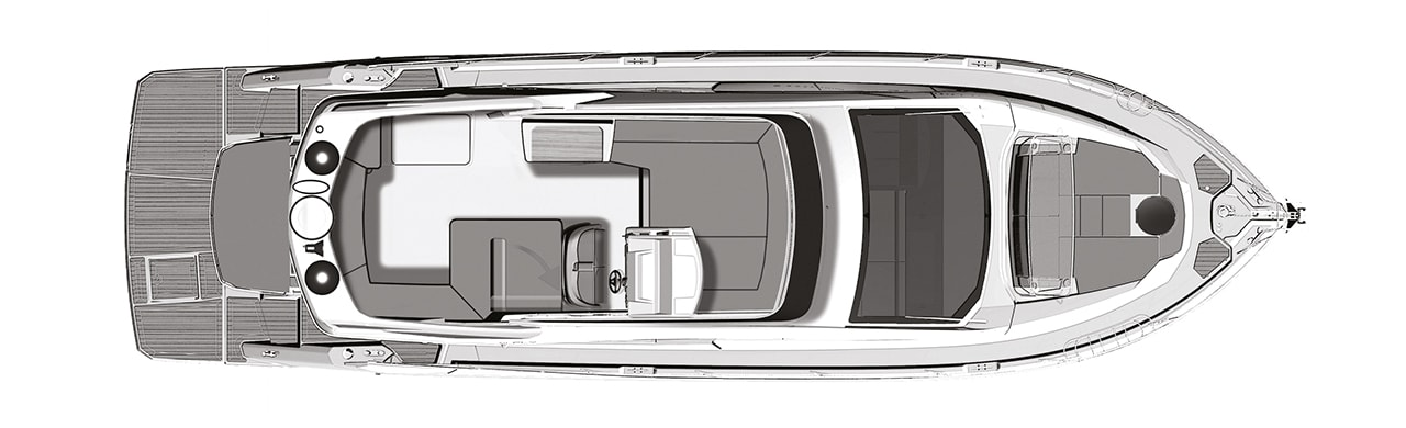 Flybridge Roll-bar