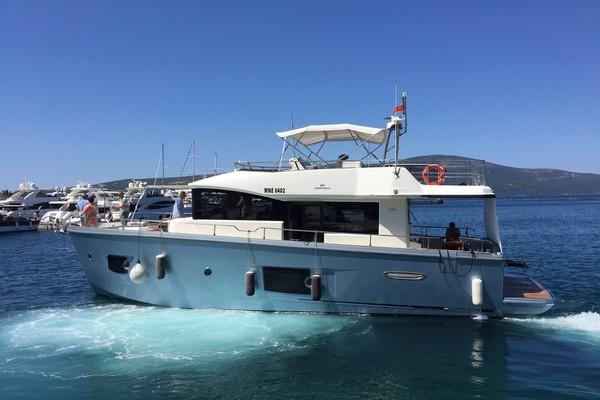T53 Trawler / CPO1020