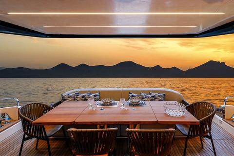 Cranchi Settantotto / Roma Decor / Outdoor table