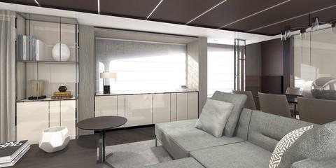 Cranchi Settantotto / Milano Decor / Living room