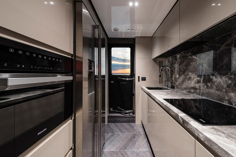 Cranchi Settantotto / Firenze Decor / Galley
