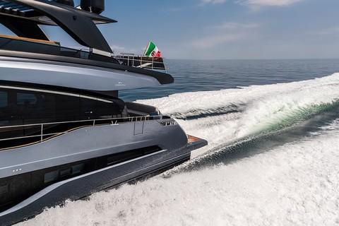Cranchi Settantotto - Navigation