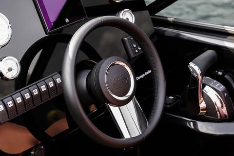 Cranchi E26 Rider - Console