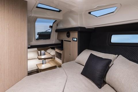 Cranchi E30 Endurance - Interiors