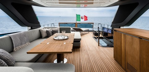 Cranchi Settantotto - Flybridge