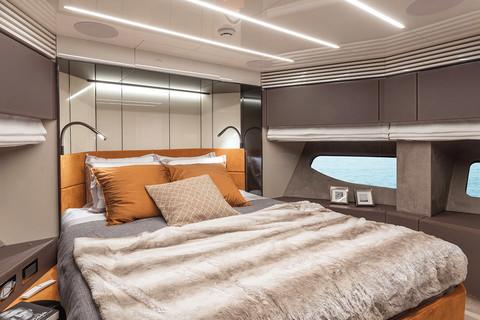 Cranchi Settantotto - VIP cabin