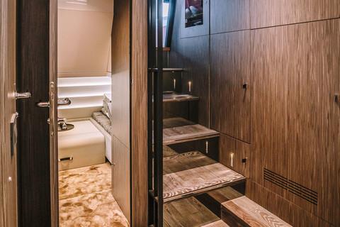 A46 Luxury Tender - Stairs