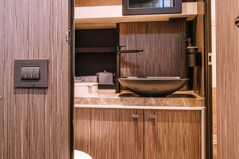 A46 Luxury Tender - Bathroom