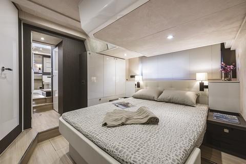 Cranchi 60 ST - Master Cabin