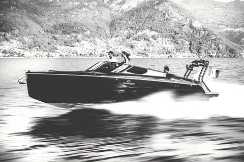 Cranchi E26 Rider - Navigation