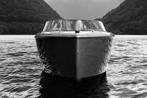 Cranchi E26 Classic - Front view