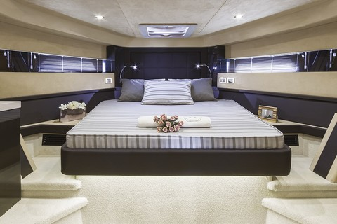 Cranchi 60 HT - VIP cabin
